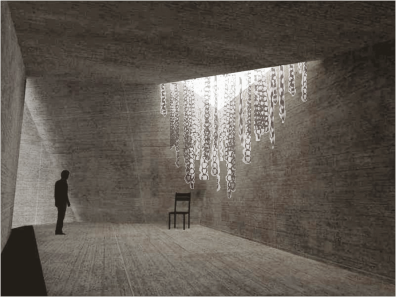 Interior - meditation space