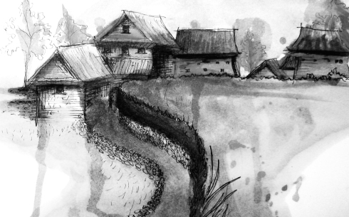 Aquarel Village - 2012